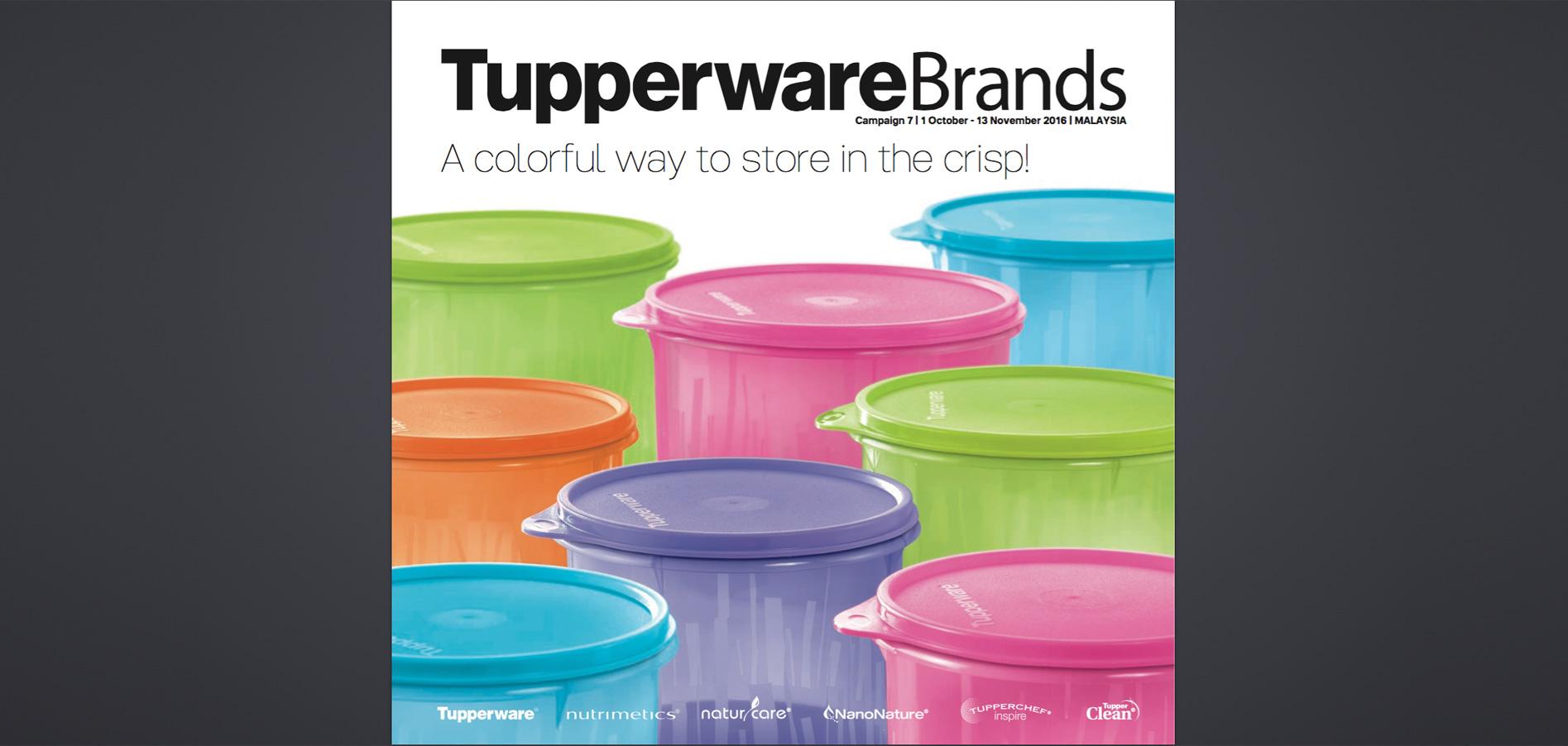tupperware catalog 2016